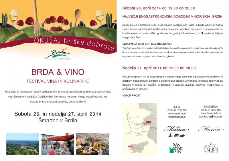 brda in vino slo nov